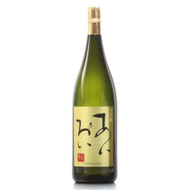 大吟醸 相生乃松 1.8L瓶
