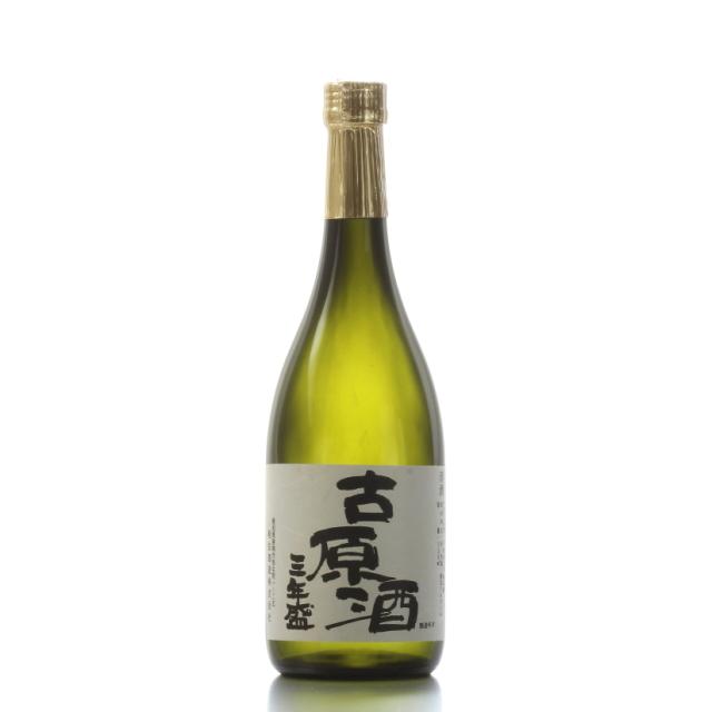 吟醸 古原酒三年盛 720ml瓶